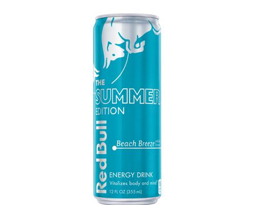 Red Bull Summer Edition Beach Breeze