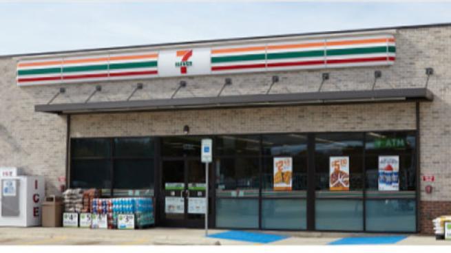 A 7-Eleven convenience store