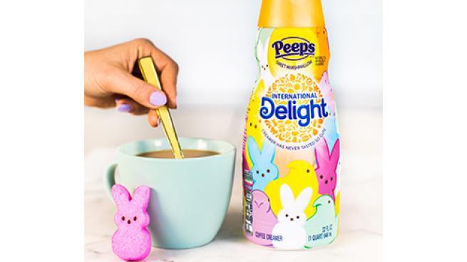 International Delight Peeps Marshmallow Creamer
