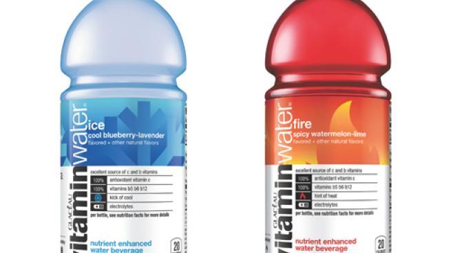 vitaminwater fire & ice