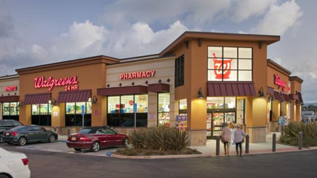 A Walgreens drugstore