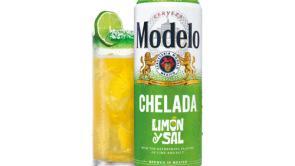 Modelo Chelada Limón y Sal