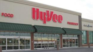 Hy-Vee store exterior