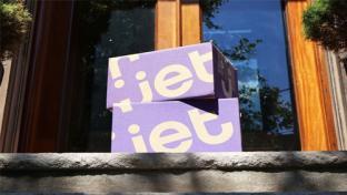 Jet.com box on doorstep