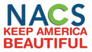 logos for NACS and Keep America Beautiful
