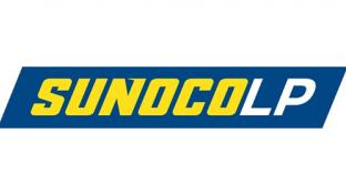 The logo for Sunoco LP