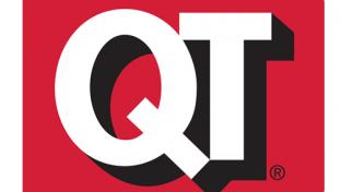 The logo for QuikTrip Corp.