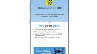 DG Go mobile app