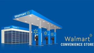 Walmart convenience stores
