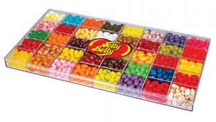 Jelly Belly Clear Gift Boxes