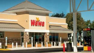 A Wawa convenience store