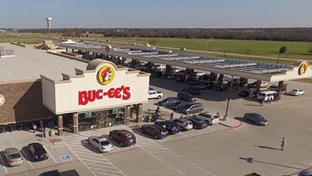 A Buc-ee's location