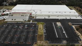 The 400,000-square-foot McLane Ocala is the company's sixth distribution center in Florida.