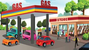 driving fuel customers in-store