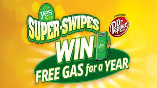Yesway Super-Swipes sweepstakes