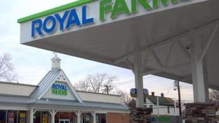 A Royal farms convenience store