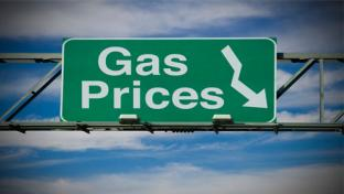 declining gas prices