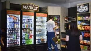 AAFES micro market
